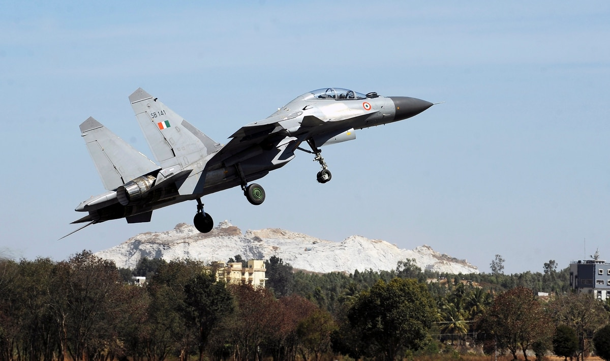 Indian AF Says New Indigenous Missile Will Be Too Heavy