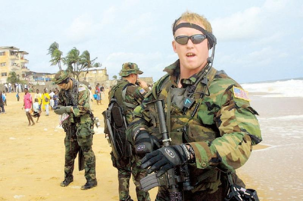 Report: Navy SEAL who shot bin Laden revealed
