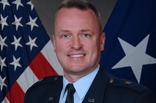 Brig. Gen. Carl Buhler was removed from his position in Air Combat Command after an investigation found he repeatedly demeaned and micromanaged his staff and erupted at them when he felt they fell short. (Air Force)