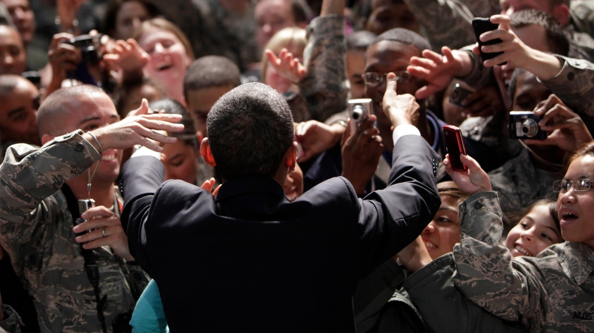 Obama Task Force Urges Improved Police >> The Obama Era Is Over Here S How The Military Rates His Legacy