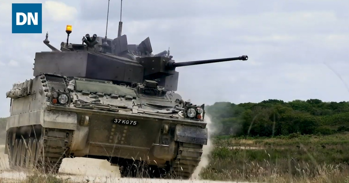 Despite past troubles, Lockheed Martin's Warrior upgrade is