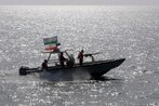 Why did Iran stop harassing US Navy ships?