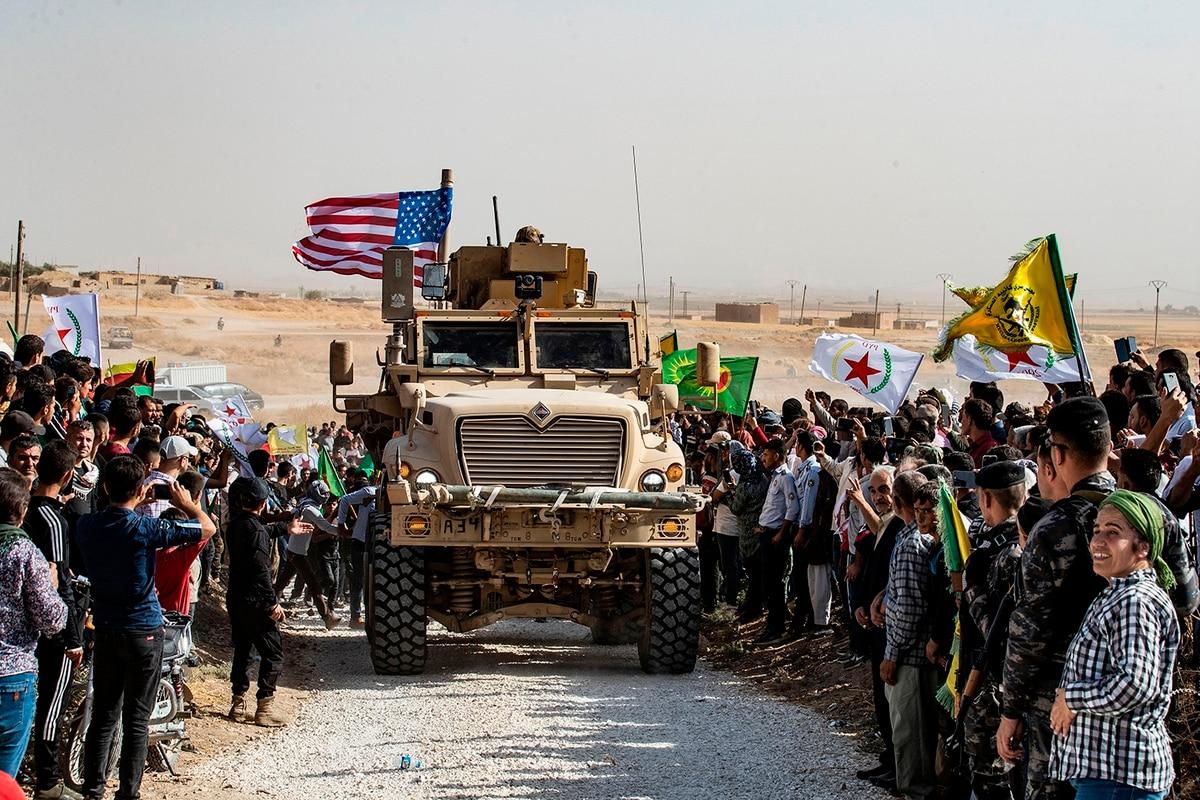 استراتيجية ترامب سوريا.. تُحيَر البنتاغون ADM7G3AIEJHA3P3CIEY5