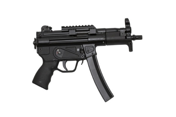Zenith Firearms has submitted the Z-5RS, Z-5P and Z-5K Sub Compact Weapons, similar in design to the weapon featured here. (Zenith Firearms)
