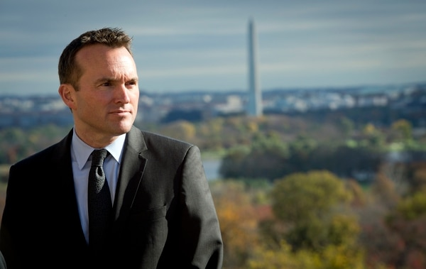 Acting Secretary of the Army Eric Fanning