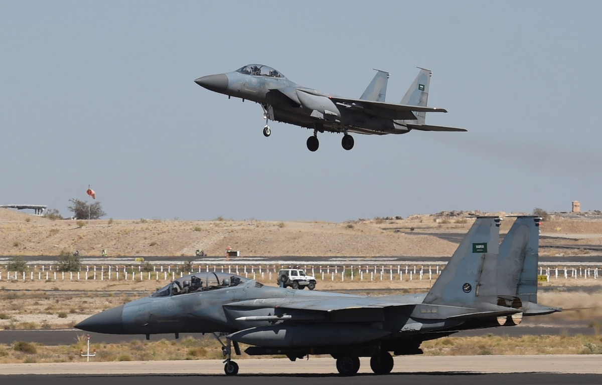 Remember the war in Yemen? The U.S. Air Force is there