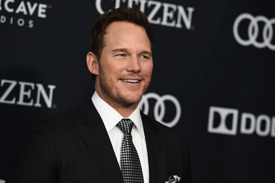 Chris Pratt stars in