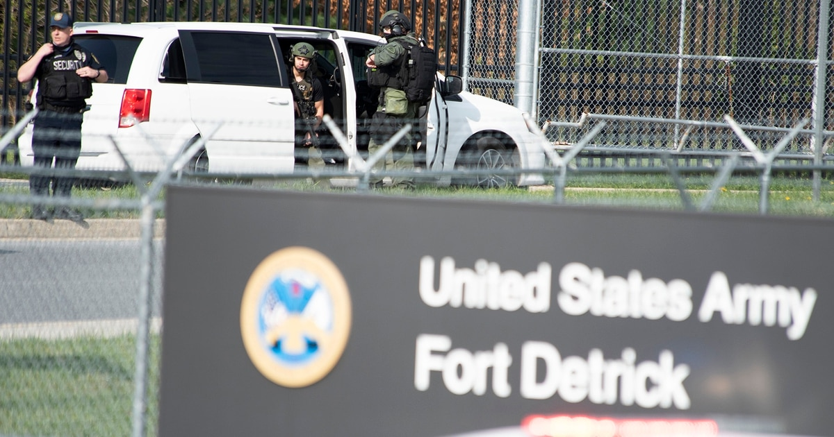 Chaplain ponders how Fort Detrick community moves forward after shootings