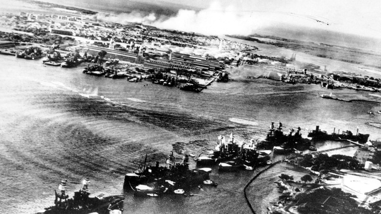 'A date which will live in infamy': Remembering Pearl Harbor