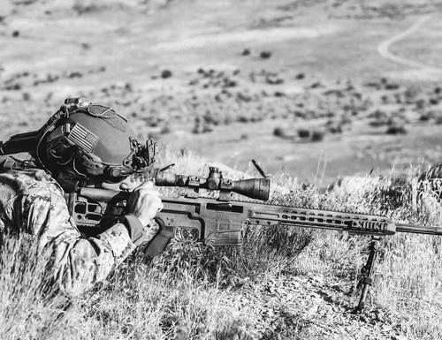 (Photo from Barrett firearms)