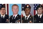 Overrun and outnumbered, special ops soldiers fought to the end in deadly Niger ambush