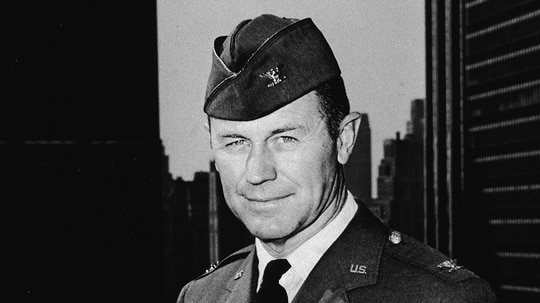 Then-Col. Charles