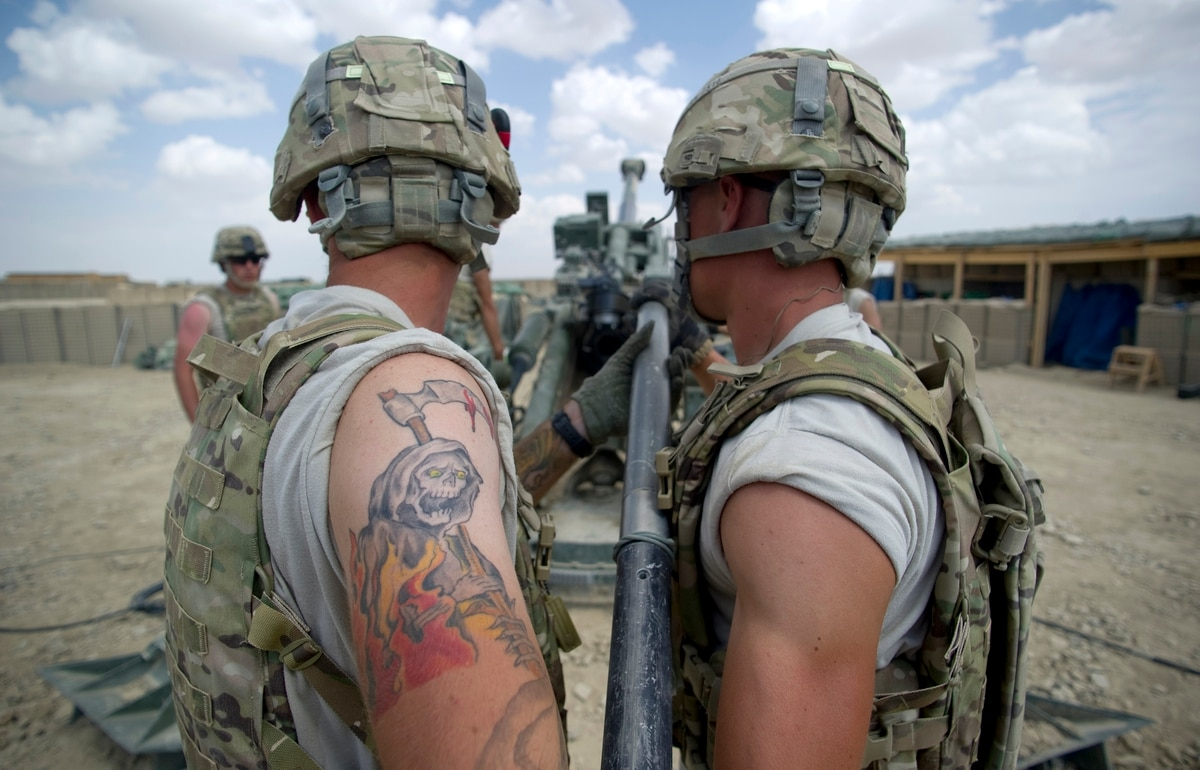 Sma Explains Army S New Tattoo Policy