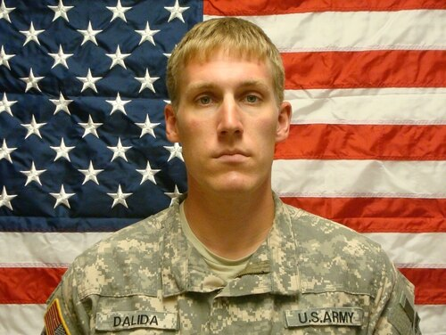 Staff Sgt. Alexander Dalida, 32, died Sept. 14, 2017, during demolitions training at Fort Bragg, N.C. Dalida was training to become a Green Beret. (Army)