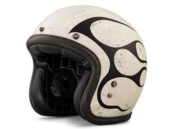 Those looking for instant vintage appeal in a helmet will probably look no further than the Cherohala from Harley-Davidson. (Harley-Davidson)