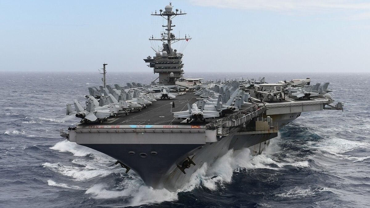 Aircraft Carrier Deck Crew Colors