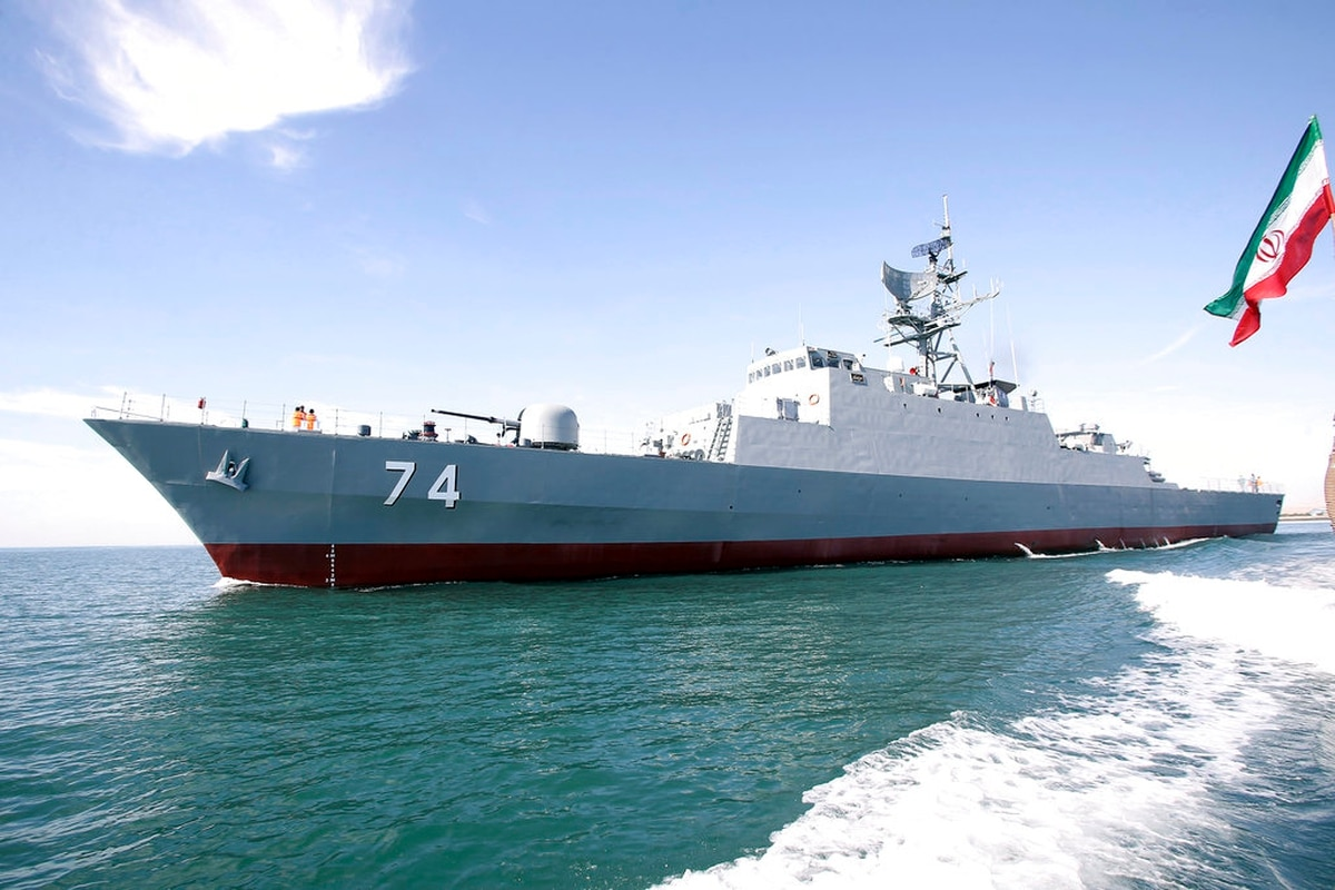 Iranian navy vows to sail into America's backyard