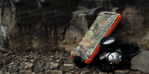 Dark Energy's Poseidon charger is water-resistant, can survive most any fall, and comes with a built-in flashlight. (Manufacturer photo)