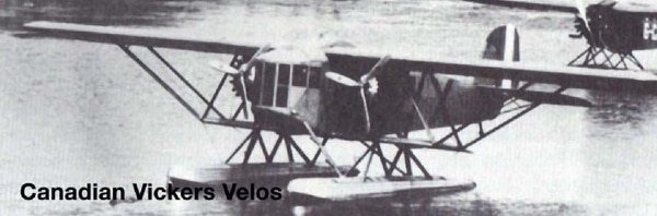 "The Canadian Vickers Velos was essentially designed by Canada's Department of National Defence, reminding one of the maxim ""a camel is a horse designed by a committee."" (HistoryNet archives)"