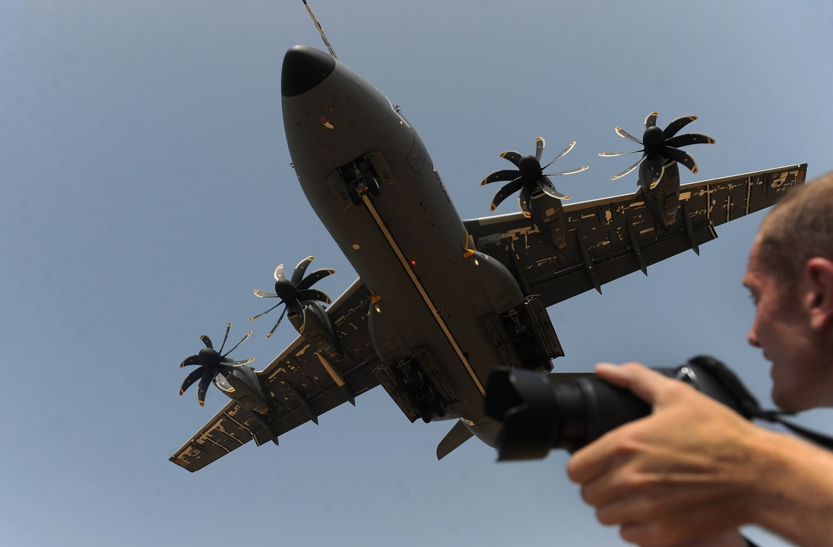 Airbus Says 3 of 4 Engines Failed in Spain A400M Crash