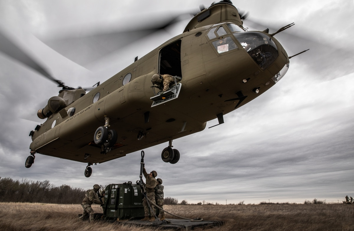 What will be the fate of the Chinook? Even the Army isn't sure