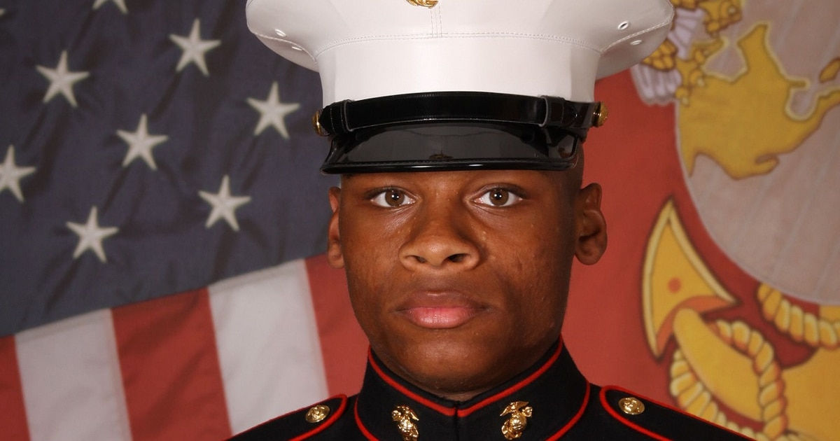 Corps identifies Marine who drowned aboard Camp Lejeune