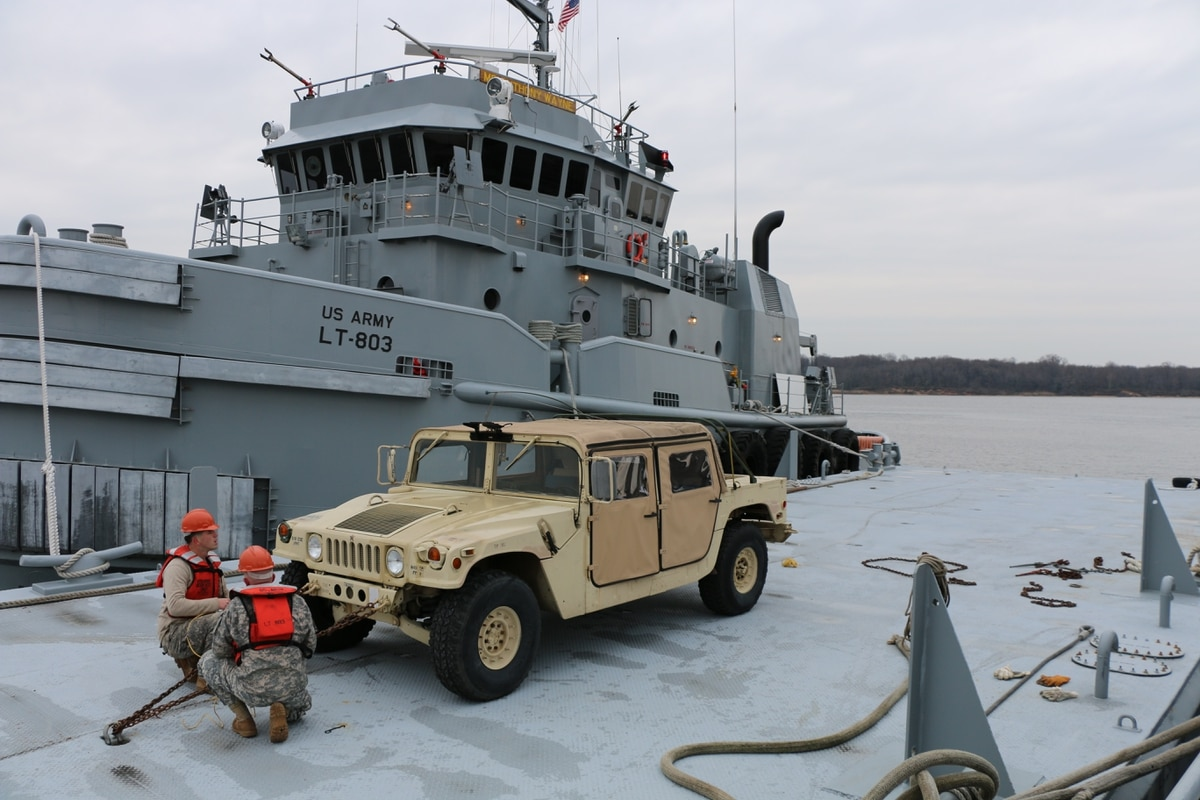 The Army may cut its boat fleet even as Navy faces critical wartime