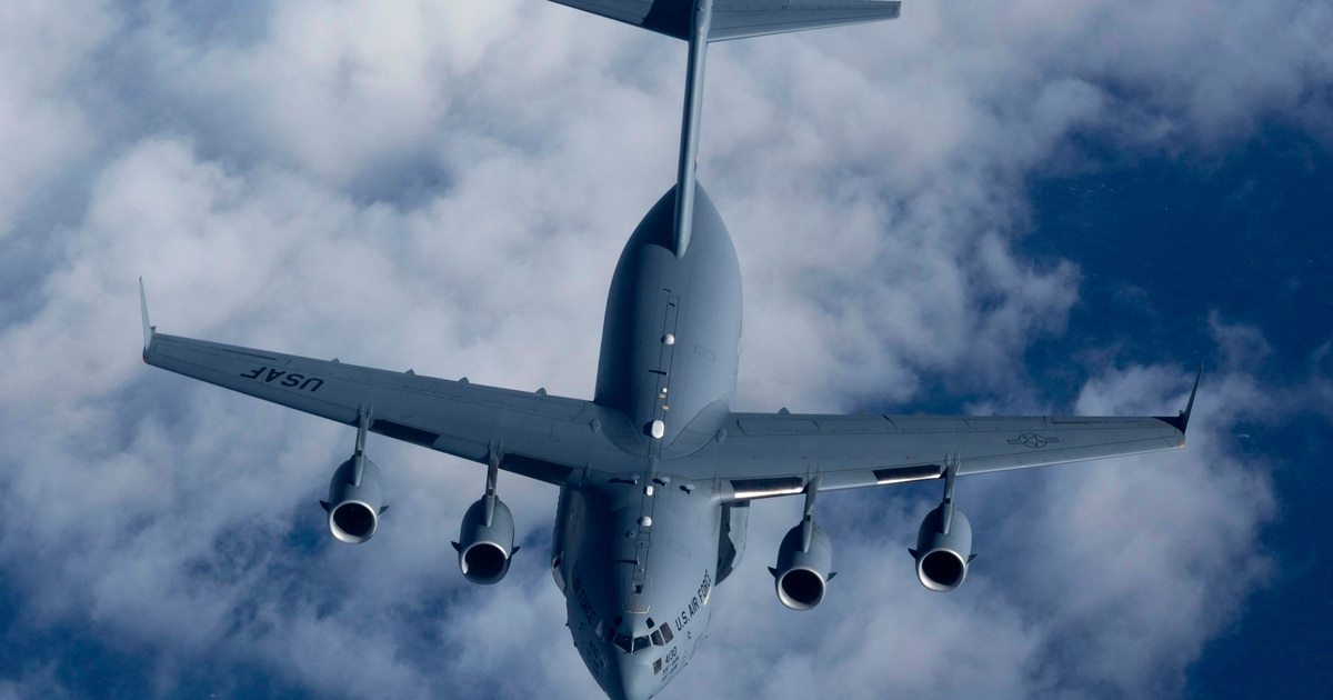 Air Force's Air Mobility Command successfully tests new tactical data link