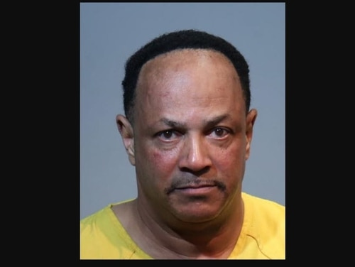 Thomas Garner, 59, was arrested in Jacksonville, Florida on Wednesday for the 1984 slaying of Pamela Cahanes. (Seminole County Sheriff`s Office)