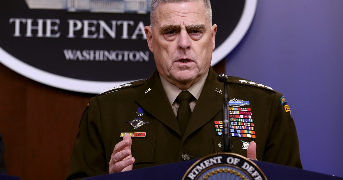 US troops have not 'died in vain' in Afghanistan, Joint Chiefs chairman says
