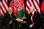 US lawmakers meet Ghani, warn against big Afghanistan troop pullout