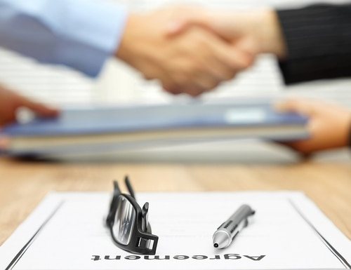 GSA awarded blanket purchasing agreements to 75 companies. (BernardaSv/Getty Images)