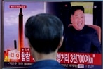 North Korea fires missile over Japan in longest-ever flight