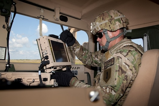 Leonardo DRS was awarded a $104 million delivery contract for next-generation mission command mounted computing systems. (Leonardo DRS)