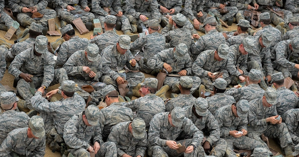 2018 Promotions More Than 100 000 Airmen Are Eligible This
