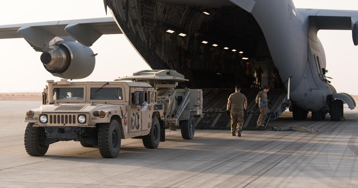 Troop deployment to Saudi Arabia raises worries of looming conflict
