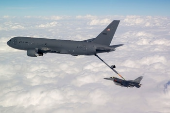 Boeing to get $882M in withheld KC-46 funds back for COVID-19