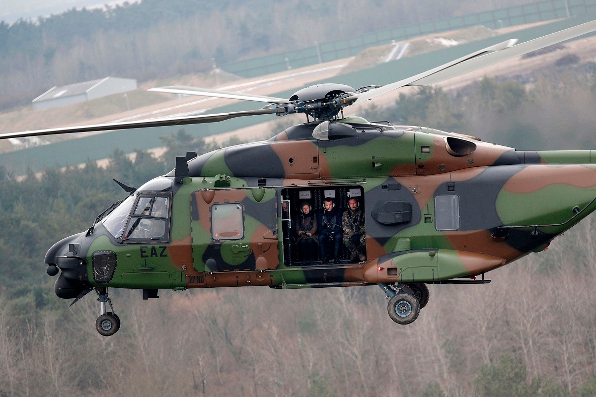 Qatar buy of NH90 helicopters an 'export success for France'