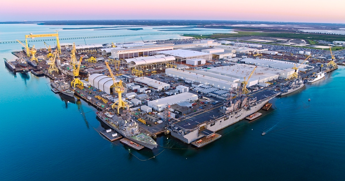 Ingalls to hire 3,000 full-time shipbuilders