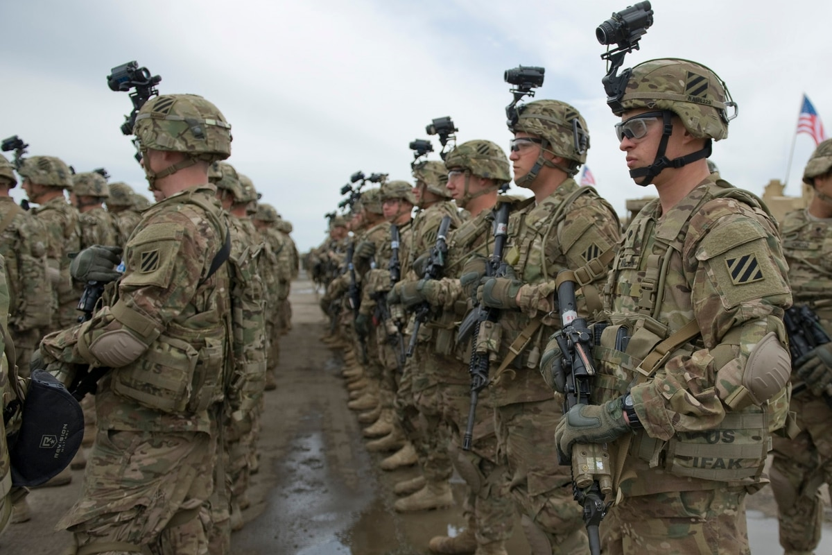 Personnel chief: The Army is preparing to grow the force