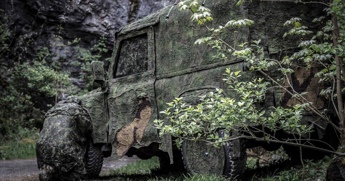 More than meets the eye: Army selects next-gen camouflage system