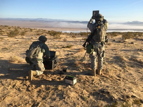 Leidos is working to enable local brigade commanders the use of