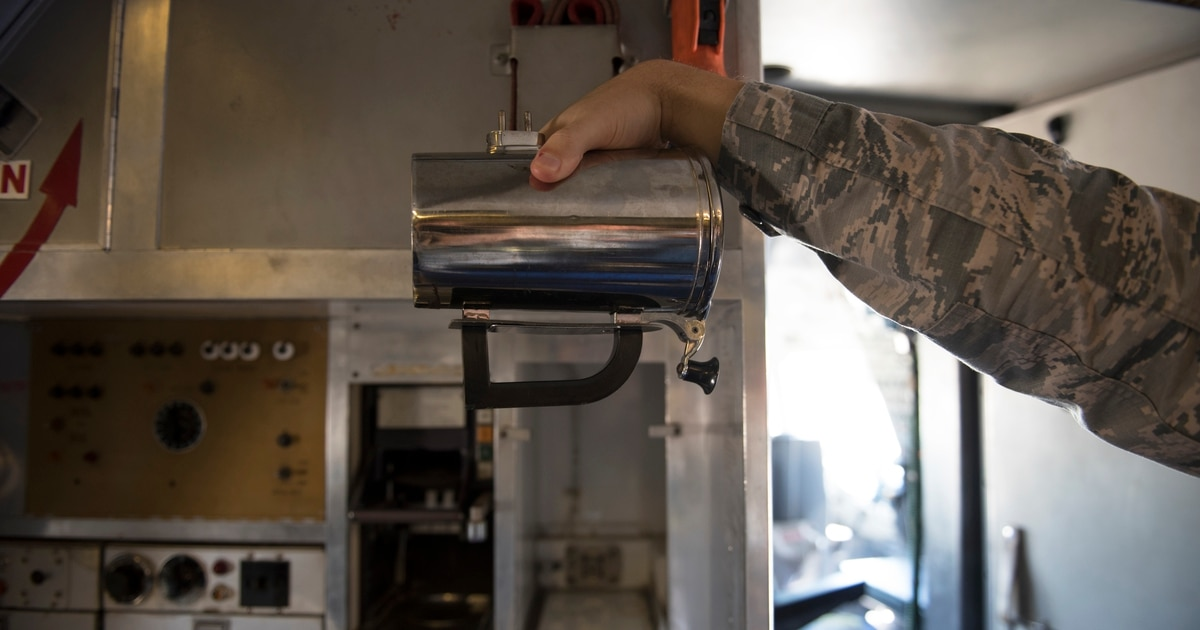 Battle over Air Force's $1,300 coffee cups heats up