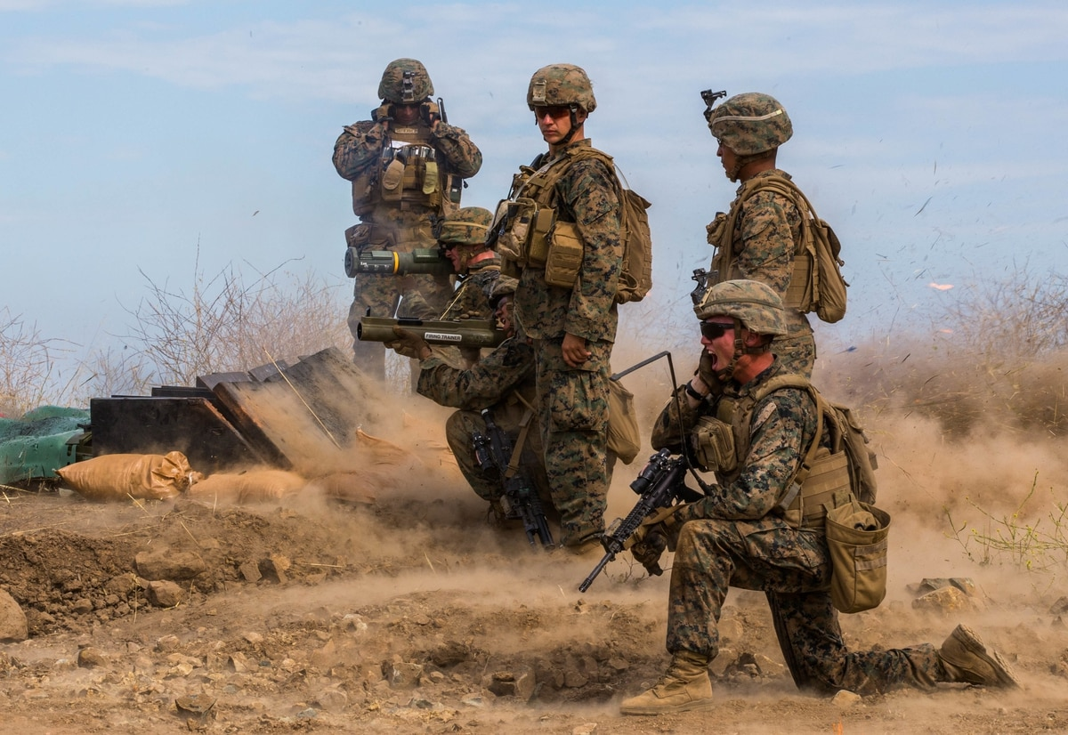 4364c01dd4303 Tactics, tech and work of close combat experts is turning warfare 'upside  down'