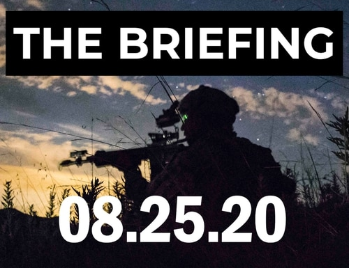Briefing 08.25.20