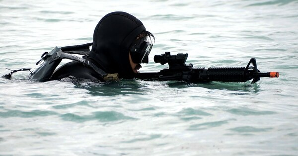 SEALs are looking to triple training in Hawaii, a sign they are turning their attention to fighting in the Pacific. (U.S. Navy)