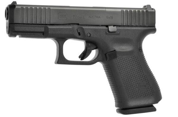 The Glock 19 Gen 5 MOS compact pistol (Photo Glock)