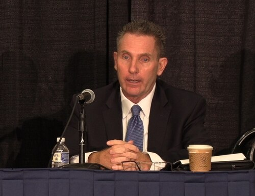 Speaking on a panel at the Association of the U.S. Army's annual meeting, Mike Nichols, DISA's chief of commercial satellite communications technical support, described an idea that would allow the agency to get bandwidth to the battlefield faster.