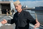 VCNO on the go: Moran stops in Norfolk to eye surface warfare reforms
