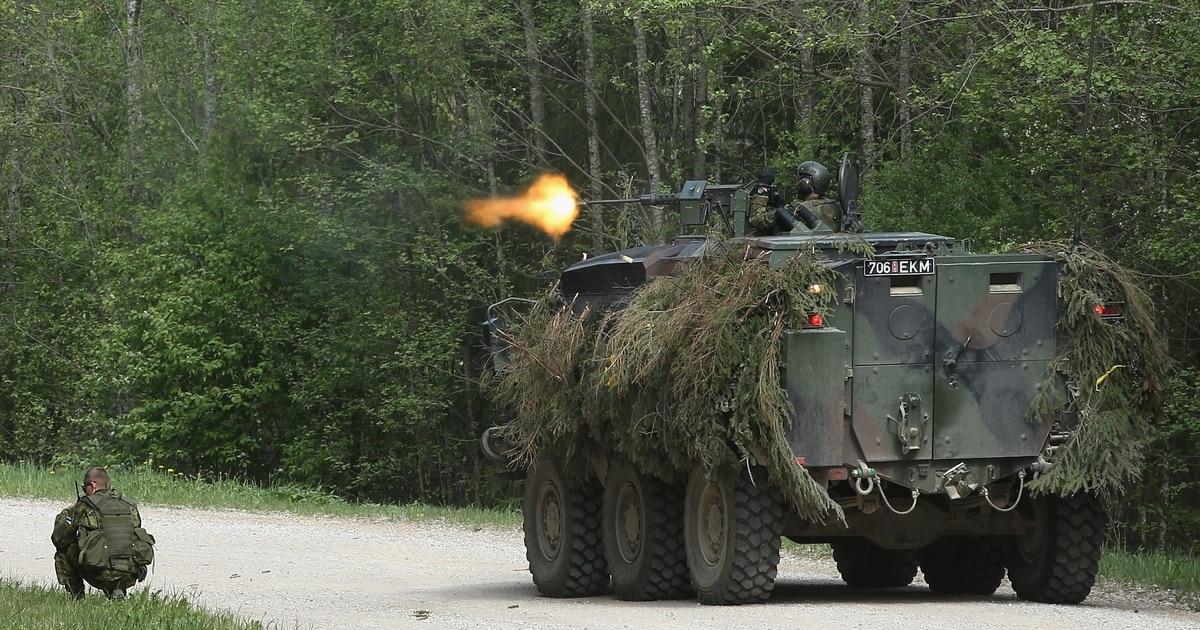 Three of Russia's European neighbors push for joint armored vehicle